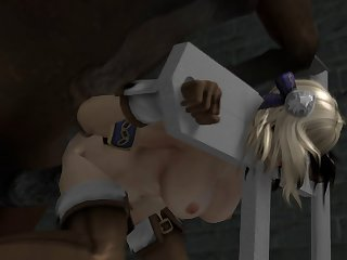3D sex Bestiality