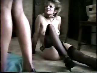 Even As She Was Close To Open Her Mouth And Beg To Allowed To Cum